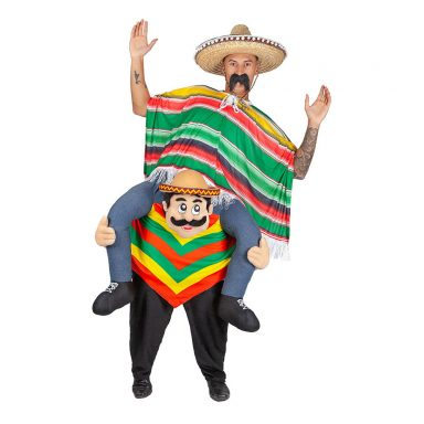 Carry Me Mexicaner Kostume - One size