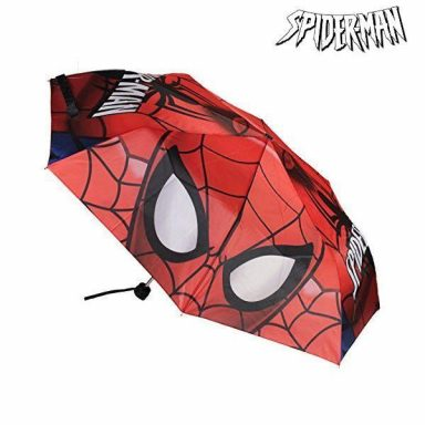 Foldbar Paraply Spiderman 18693 (48 cm)