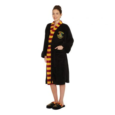 Harry Potter Dame Morgenkåbe - One size