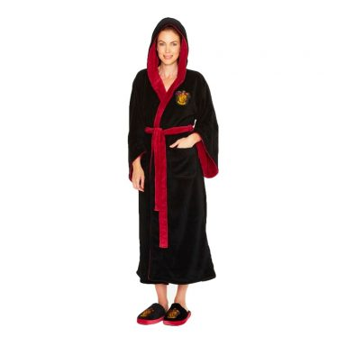 Harry Potter Gryffindor Dame Morgenkåbe - One size