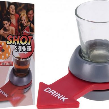Shot Spinner drukspil