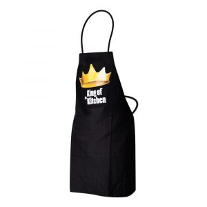 Forklæde King of The Kitchen - One size