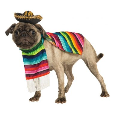 Mexico Hundekostume - Small